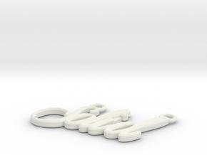 Model-929dd7e87910b5e4112673516ed75155 in White Natural Versatile Plastic