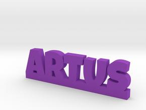 ARTUS Lucky in Purple Processed Versatile Plastic