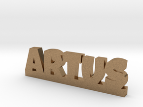 ARTUS Lucky in Natural Brass