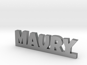 MAURY Lucky in Natural Silver
