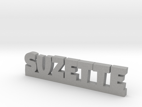 SUZETTE Lucky in Aluminum