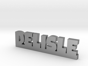 DELISLE Lucky in Natural Silver