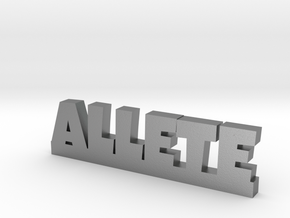 ALLETE Lucky in Natural Silver