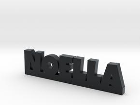 NOELLA Lucky in Black Hi-Def Acrylate