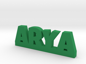 ARYA Lucky in Green Processed Versatile Plastic