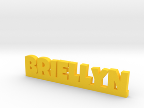 BRIELLYN Lucky in Yellow Processed Versatile Plastic