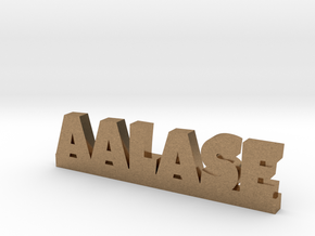 AALASE Lucky in Natural Brass