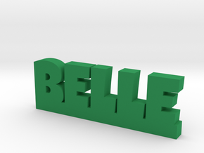 BELLE Lucky in Green Processed Versatile Plastic