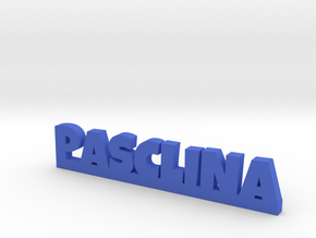 PASCLINA Lucky in Blue Processed Versatile Plastic