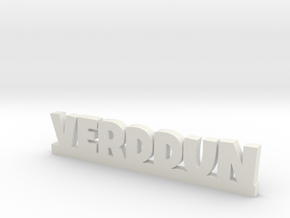 VERDDUN Lucky in Polished Gold Steel