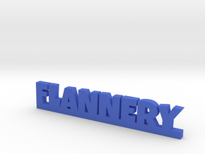 FLANNERY Lucky in Blue Processed Versatile Plastic
