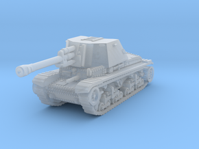 TA-cam tank R2 1/200 in Smooth Fine Detail Plastic