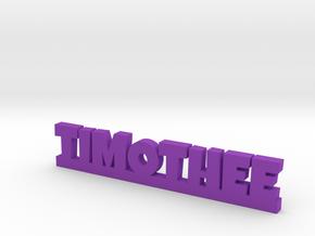 TIMOTHEE Lucky in Purple Processed Versatile Plastic