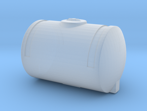 1/64 Scale 110 Gallon Tank in Smooth Fine Detail Plastic
