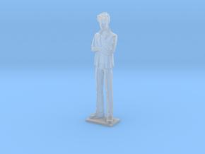 1/43 Initial D Figure Keisuke Takahashi in Smooth Fine Detail Plastic