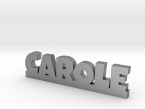CAROLE Lucky in Natural Silver