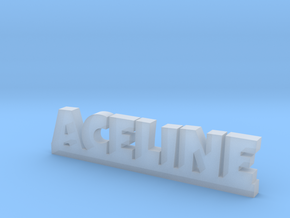 ACELINE Lucky in Smooth Fine Detail Plastic