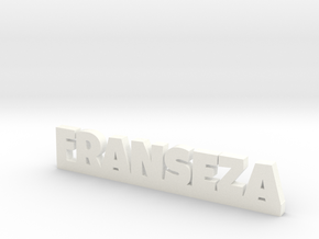 FRANSEZA Lucky in White Strong & Flexible Polished