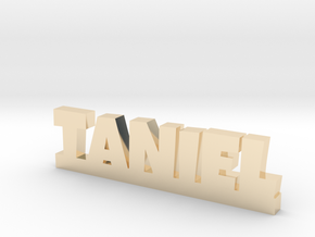 TANIEL Lucky in 14k Gold Plated Brass