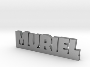MURIEL Lucky in Natural Silver