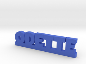 ODETTE Lucky in Blue Processed Versatile Plastic