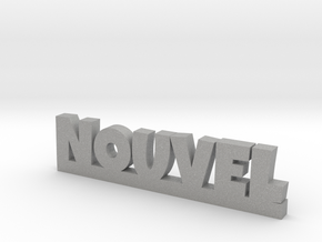 NOUVEL Lucky in Aluminum