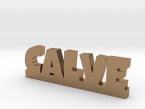 CALVE Lucky in Natural Brass