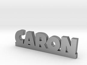 CARON Lucky in Natural Silver