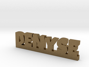 DENYSE Lucky in Natural Bronze