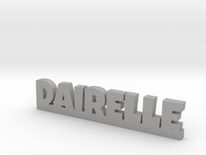 DAIRELLE Lucky in Aluminum