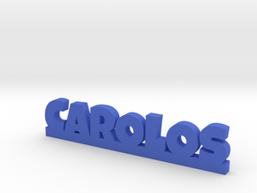 CAROLOS Lucky in Blue Processed Versatile Plastic