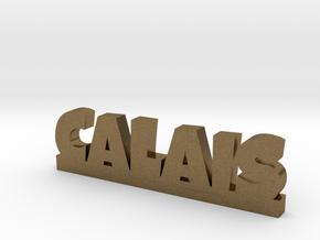 CALAIS Lucky in Natural Bronze
