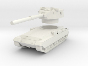 FV 215b in White Natural Versatile Plastic