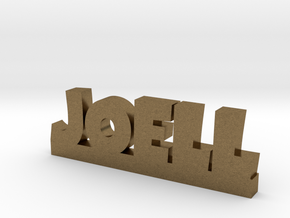 JOELL Lucky in Natural Bronze