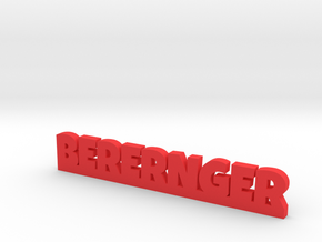 BERERNGER Lucky in Red Processed Versatile Plastic