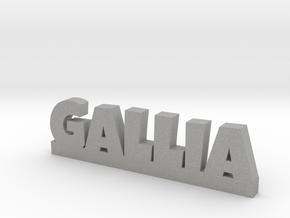 GALLIA Lucky in Aluminum