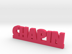 CHAPIN Lucky in Pink Processed Versatile Plastic