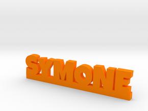 SYMONE Lucky in Orange Processed Versatile Plastic
