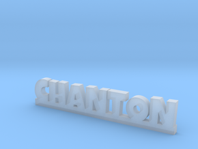 CHANTON Lucky in Smooth Fine Detail Plastic