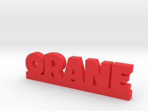 ORANE Lucky in Red Processed Versatile Plastic