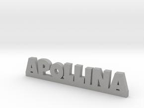 APOLLINA Lucky in Aluminum