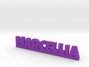 MARCELLIA Lucky in Purple Processed Versatile Plastic
