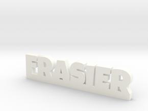 FRASIER Lucky in White Processed Versatile Plastic