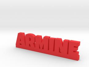 ARMINE Lucky in Red Processed Versatile Plastic