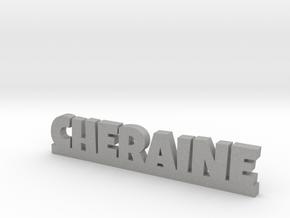 CHERAINE Lucky in Aluminum