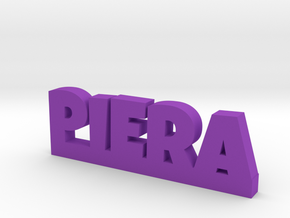 PIERA Lucky in Purple Processed Versatile Plastic