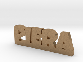 PIERA Lucky in Natural Brass
