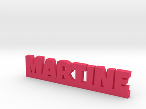 MARTINE Lucky in Pink Strong & Flexible Polished