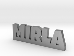 MIRLA Lucky in Natural Silver