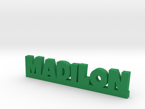 MADILON Lucky in Green Strong & Flexible Polished
